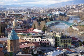 Tbilisi durante la pandemia - Foto © alex9330/Shutterstock