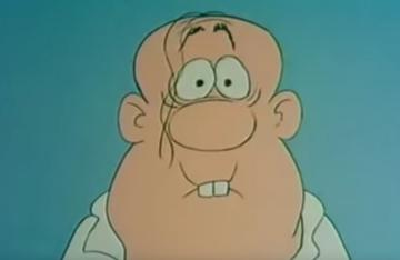 """Il cartone animato """"Gustavo"""""""