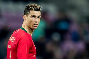 Cristiano Ronaldo - foto di kivnl/Shutterstock