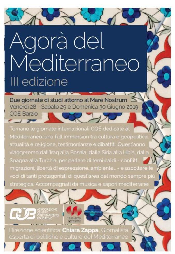 Agorà del Mediterraneo 2019