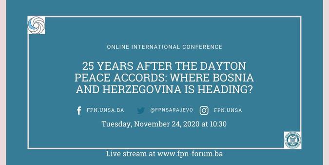 Evento Dayton 24 novembre 2020 - locandina