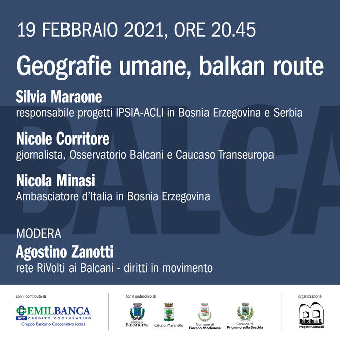 Balcani_d'europa_19 febbraio 2021 - locandina