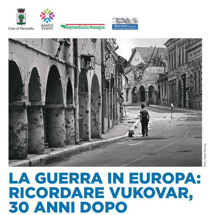Evento Vukovar - locandina