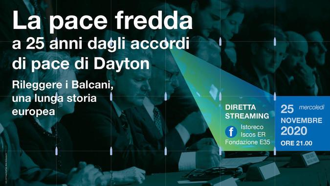 Evento 25 novembre 2020 Istoreco - locandina