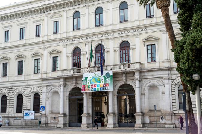 Università di Bari Aldo Moro - facciata