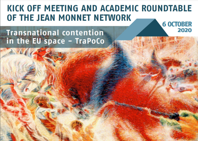 Trasnational contention in the EU space 6 ottobre 2020
