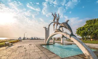 Lungo la costa in Abkhazia © ovbelov/Shutterstock