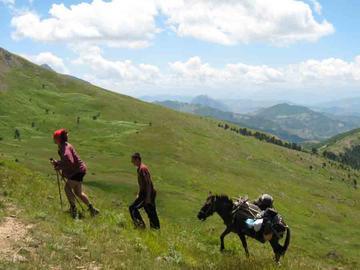Viaggio nel sud dell'Albania, di Alessandro Vergari