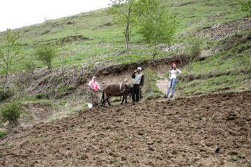 Agricoltori in Albania - Wikimedia