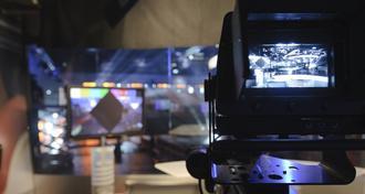 A TV studio (© freie kreation/Shutterstock)