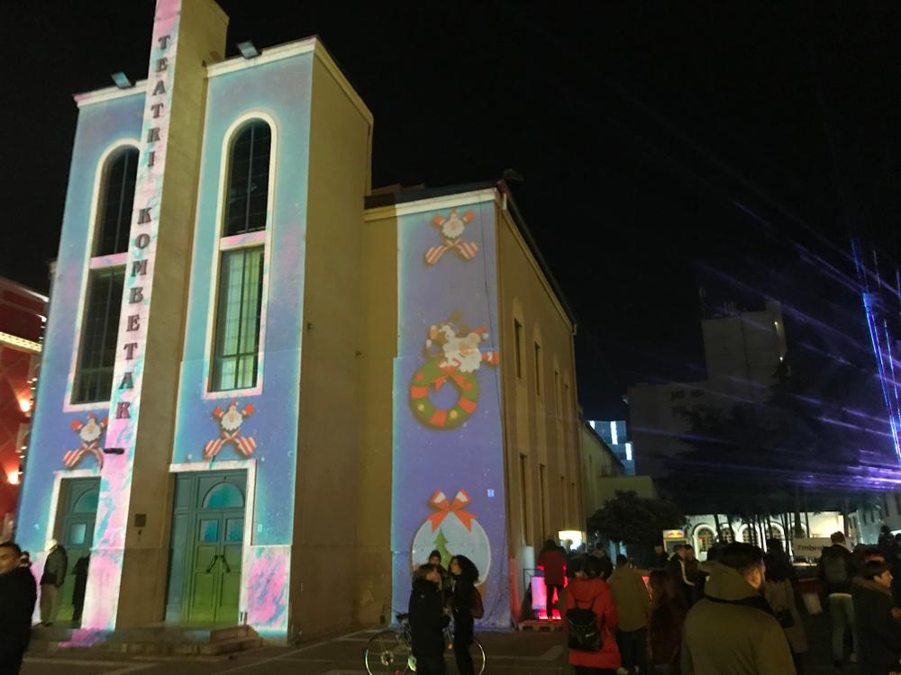 National Theatre, Tirana (doriana musaj/Shutterstock)