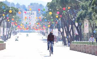 Tirana - photo kindly gifted by Nensi Bogdani