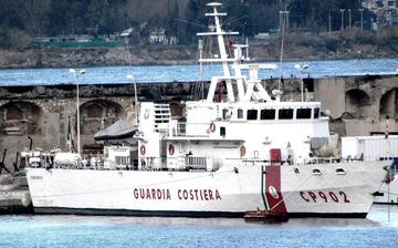 The Diciotti ship (photo: Wikipedia)
