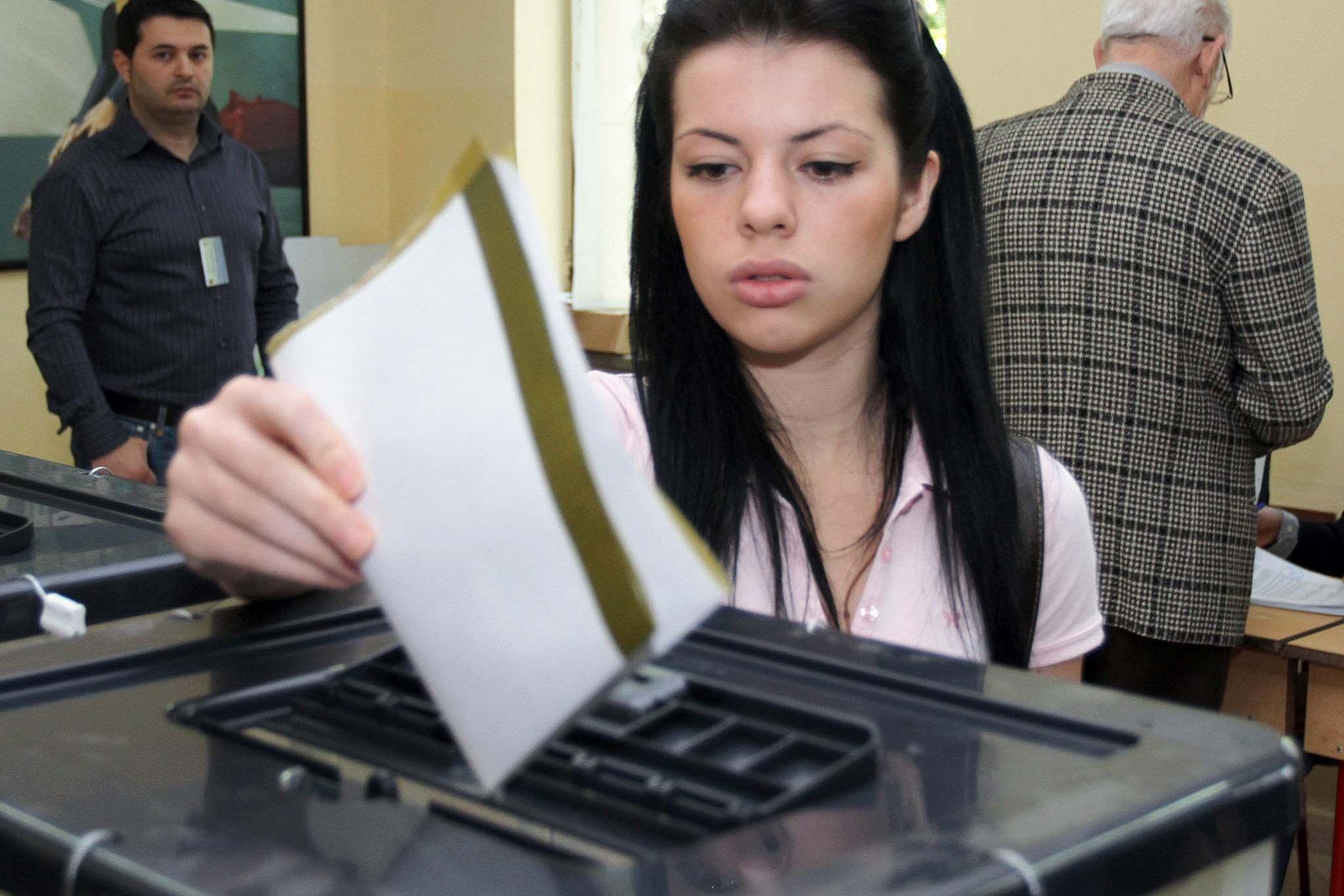 Elezioni Albania (foto OSCE)