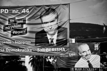 Elezioni in Albania - A.Fantasia