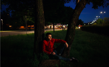 Un ritratto di Denis - foto di Luca Meola