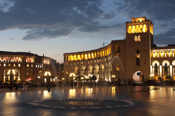 Yerevan, Piazza della Repubblica (Shutterstock)