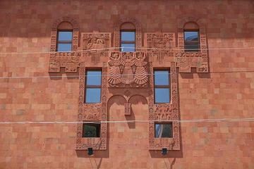 Yerevan, un edificio (Foto 517 design, Flickr)