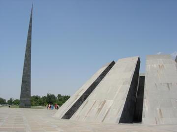 Memoriale di Yerevan (foto M. Olivieri)