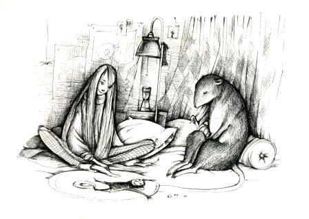 Disegno dell'autrice, Mariam Petrosjan (Yerevan.ru)
