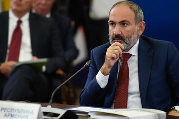 Il primo ministro armeno Nikol Pashinyan (© Asatur Yesayants/Shutterstock)