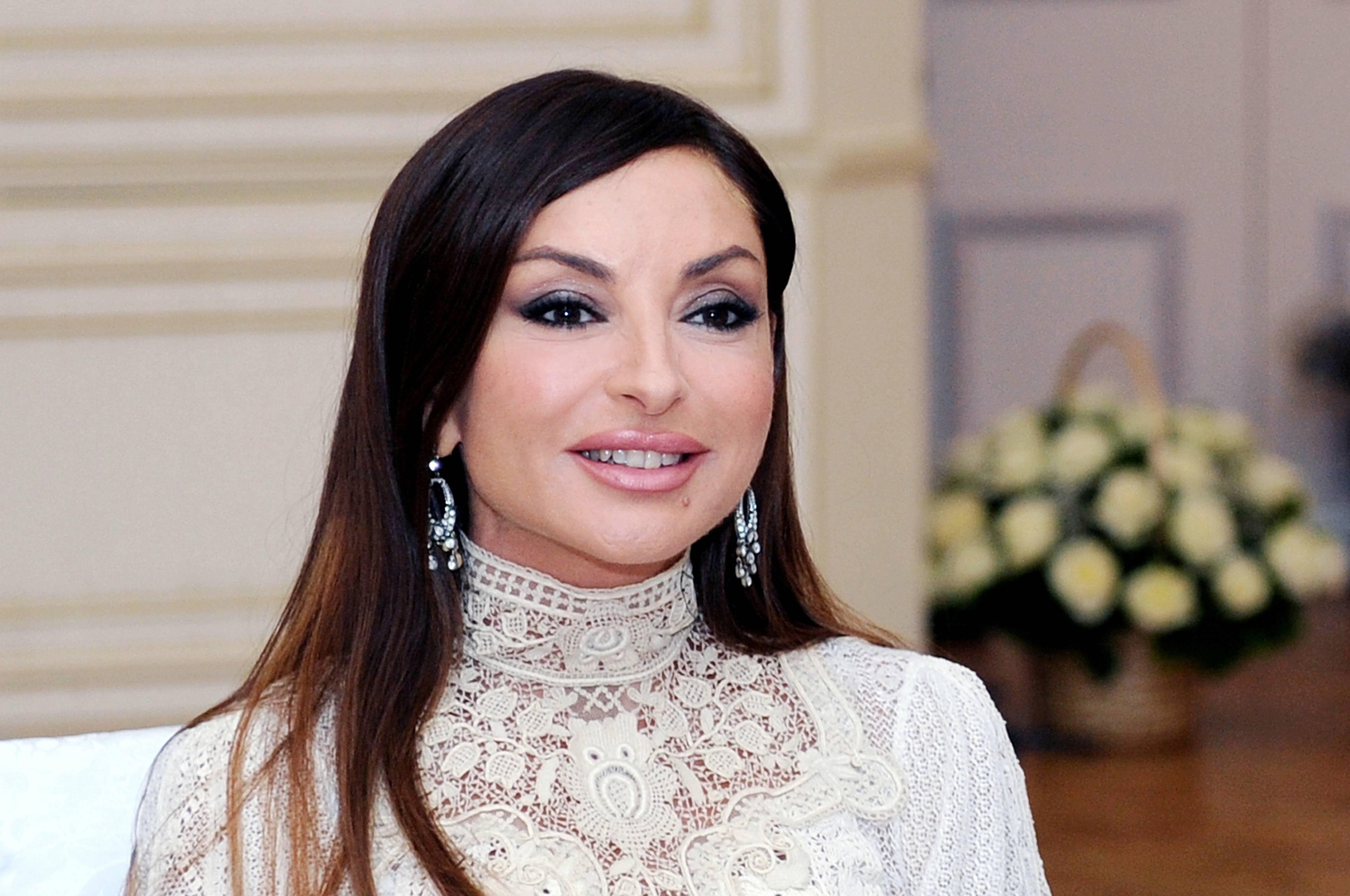 Mehriban Aliyeva - Wikipedia