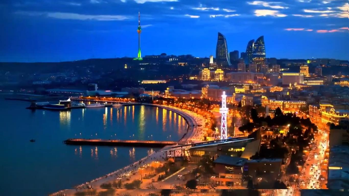 Il boulevard di Baku (foto vita86)
