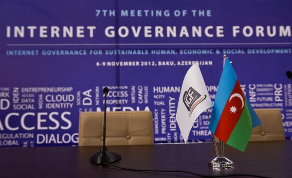 Baku Internet Governance Forum 2012