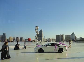 In centro a Baku - Christian Eccher