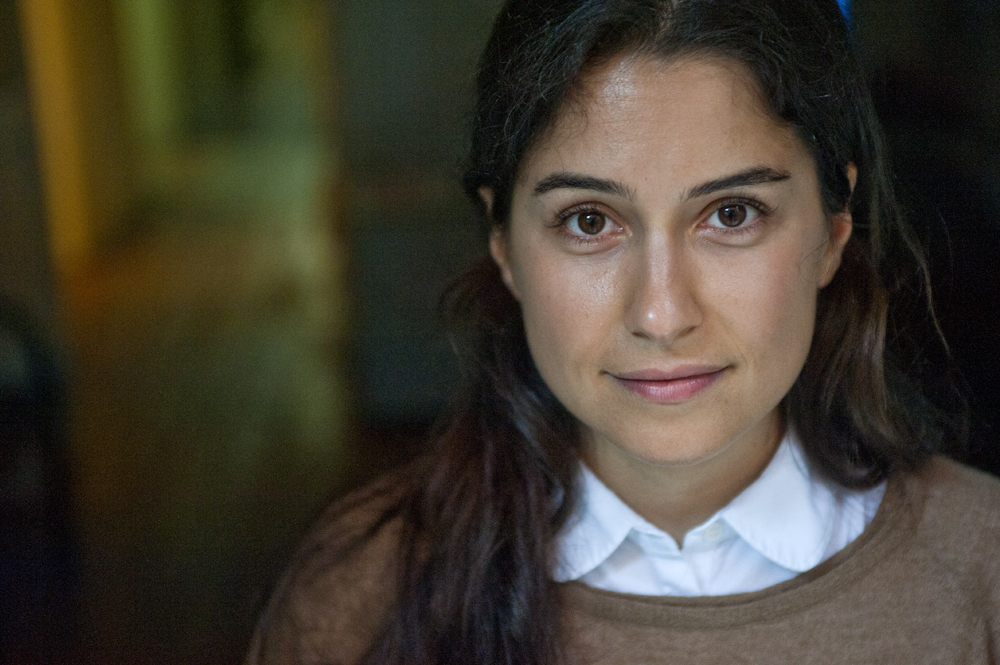 Arzu Geybullayeva
