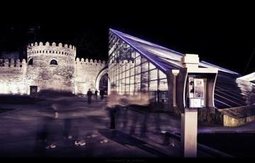 Baku, stazione metro Icherisheher
