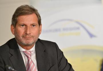 Johannes Hahn, Commissario UE all'allargamento © European Union, 2015