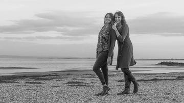 Chiara Soban e Dalia Vesnic - www.lovingbalkans.com