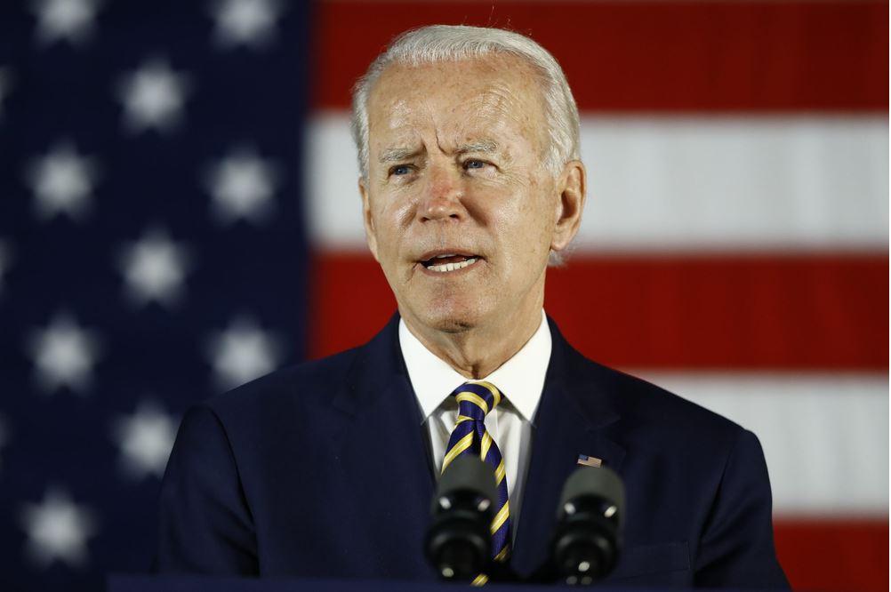 Joe Biden, nuovo presidente degli Stati Uniti - © Christos S/Shuttestock