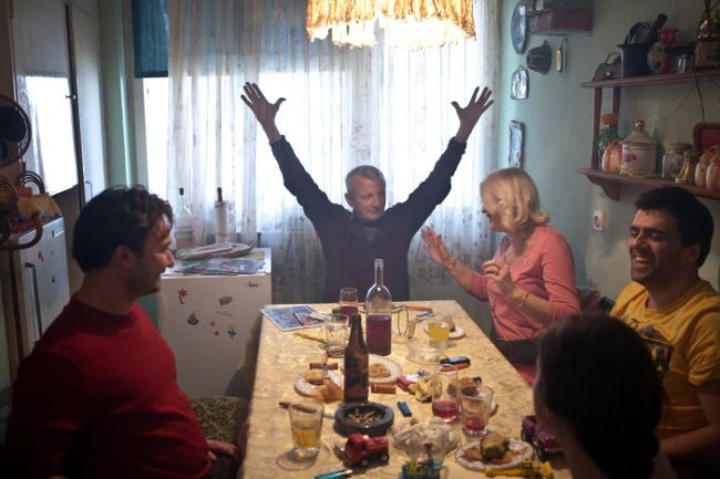 Dal film A Stranger, BFE