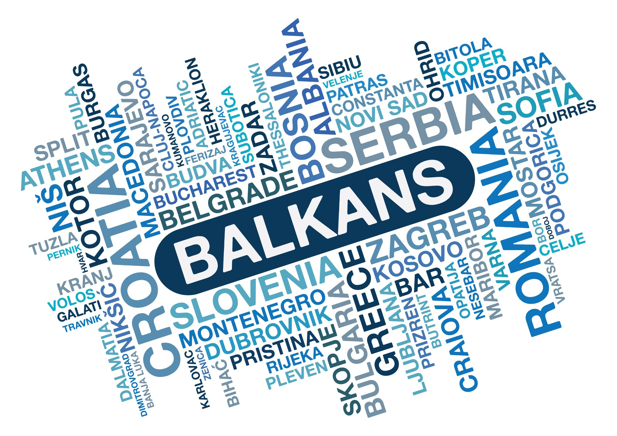 Balkans - deepstock/Shutterstock
