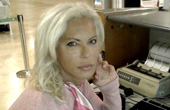 Alexandra Dejoli (courtesy of the PM edizioni publishing house)