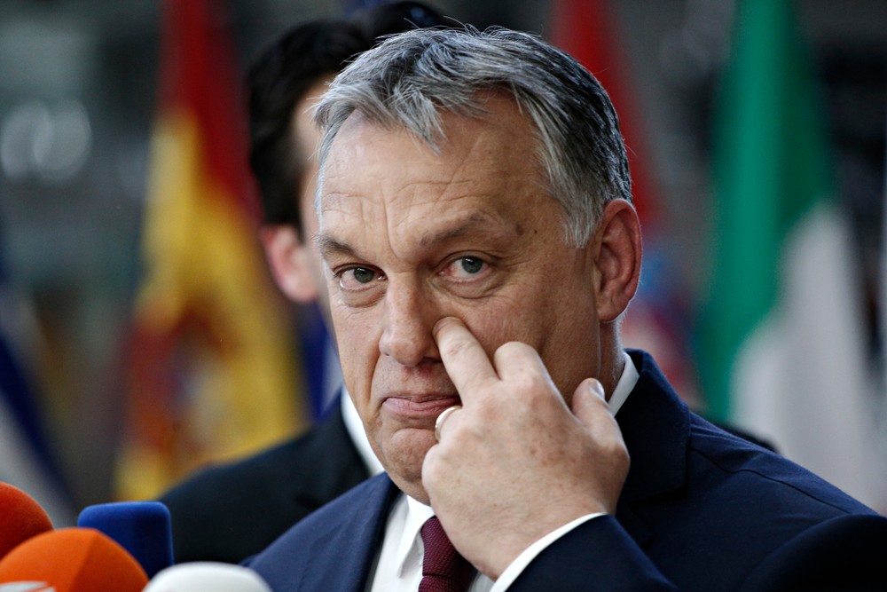 Viktor Orbán (© Alexandros Michailidis/Shutterstock)