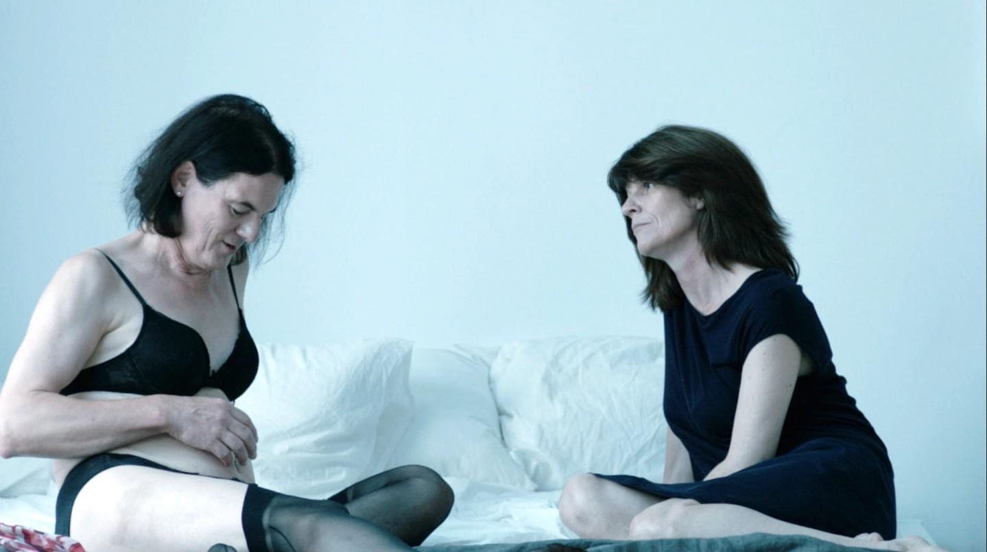 """Un'immagine tratta da """"Touch Me Not"""" dell'esordiente romena Adina Pintilie"""