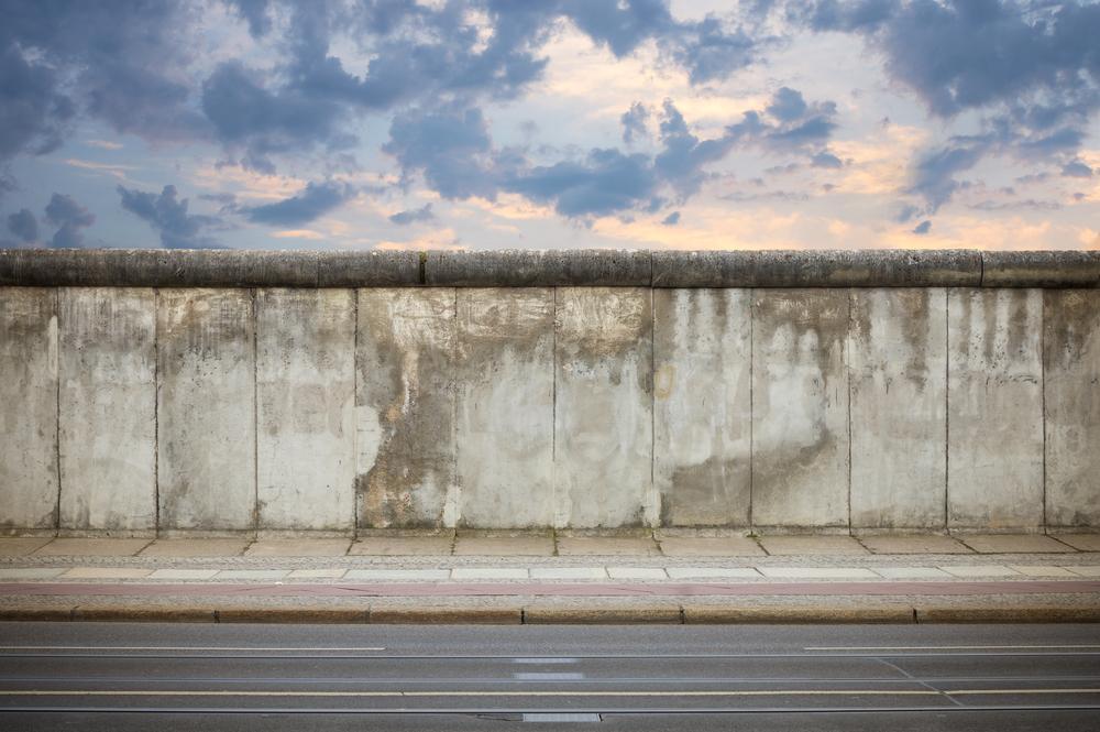 Muro di Berlino (pixelklex/shutterstock)