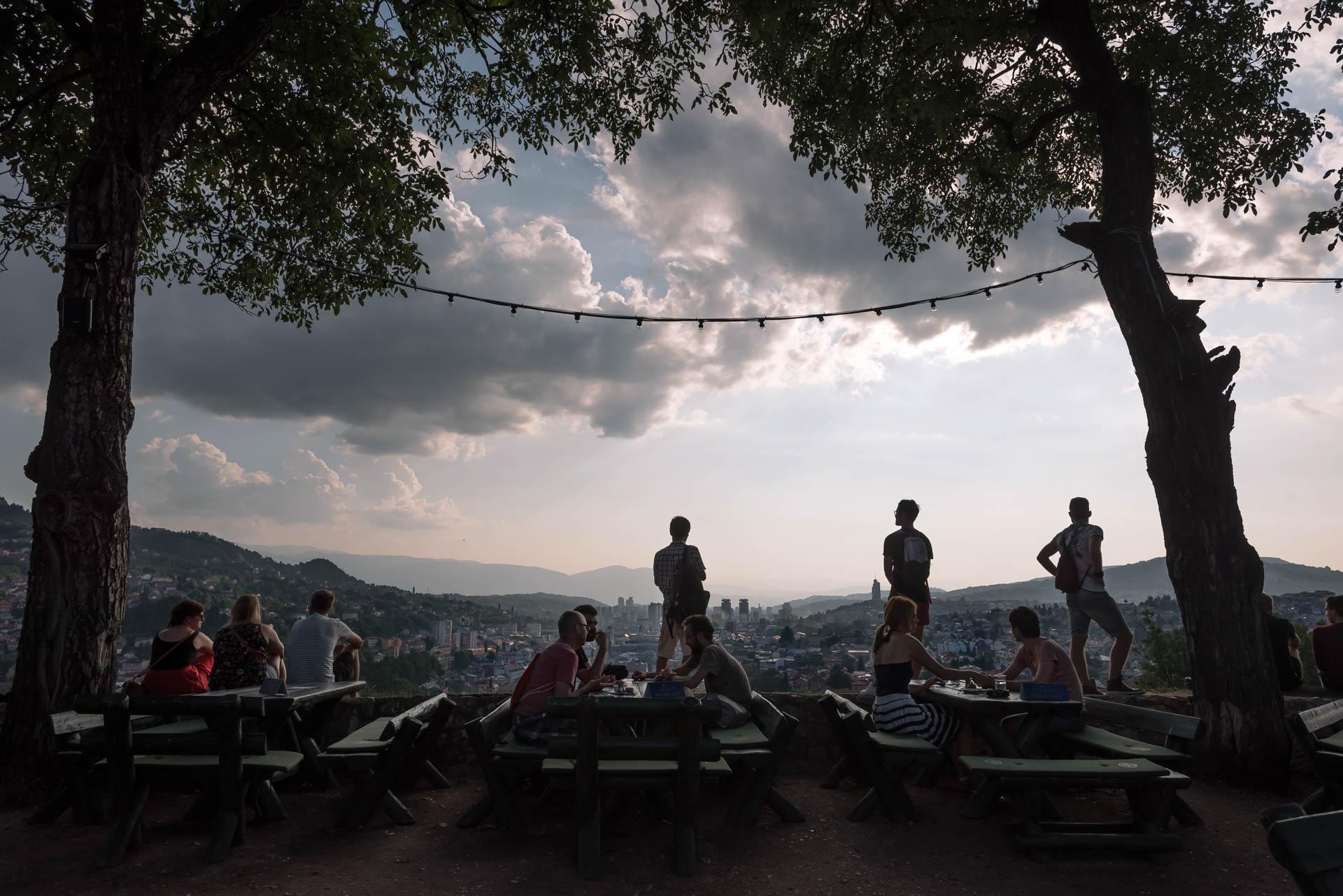 Sarajevo - Andrea Di Biagio