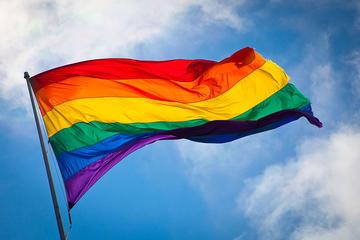 Bandiera arcobaleno (foto wikipedia)