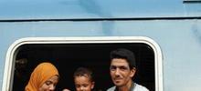 Ungheria: in cammino con i profughi