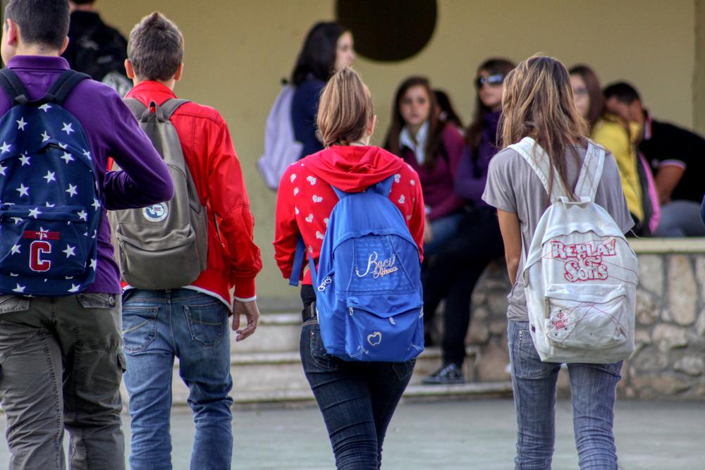 Studenti - © Massimo Todaro/Shutterstock
