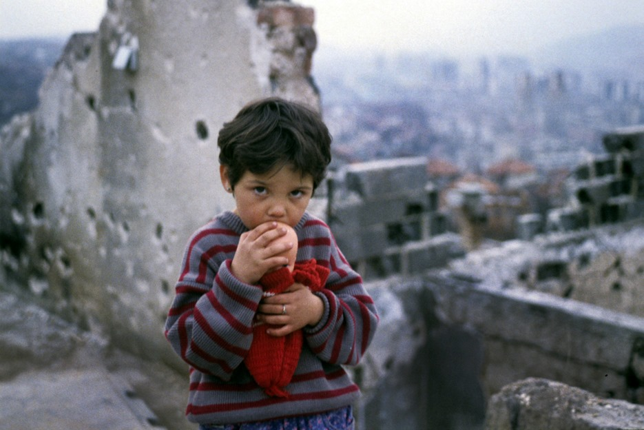 Sarajevo 1996, Benazir - foto di © Mario Boccia.jpg