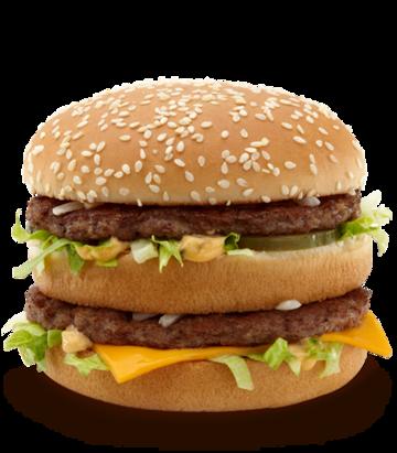 Big Mac (dal sito della McDonald's)