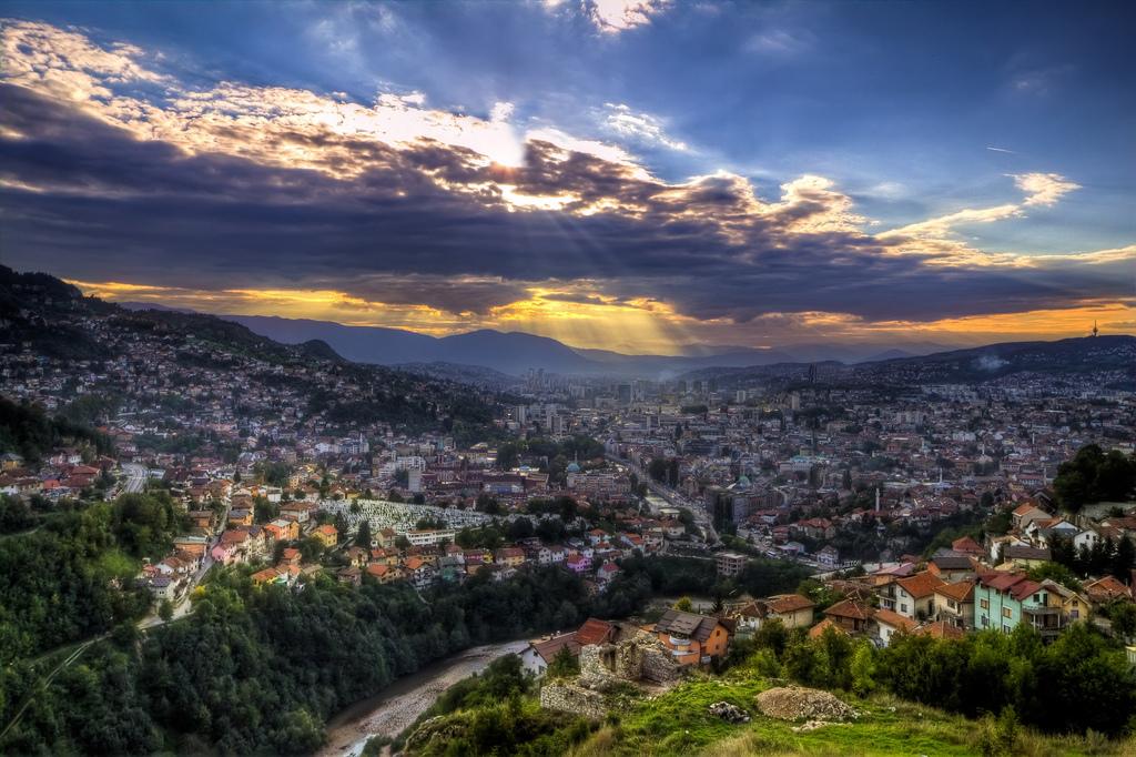 Sarajevo (Foto Clark & Kim Kays, Flickr)