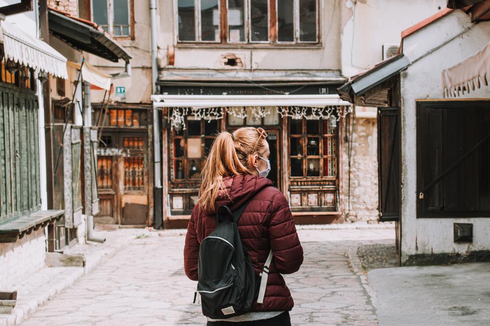 Sarajevo (foto © Haris Mm/Shutterstock)