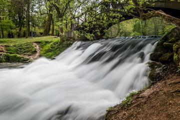 The river Bosna - © Mirko Kuzmanovic/Shutterstock