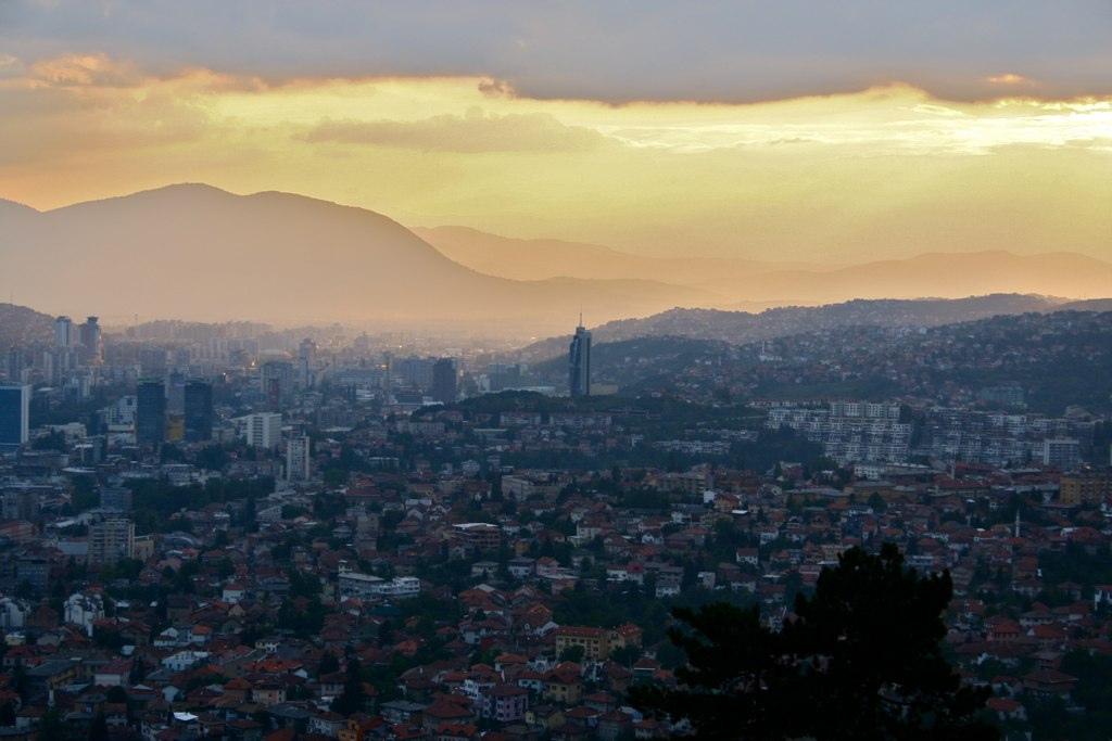 Sarajevo (Foto borntosnore, Flickr)